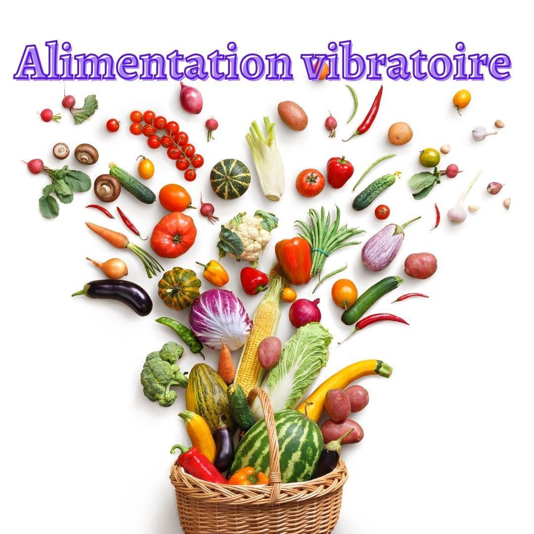 Alimentation vibratoire